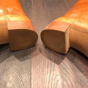 dingo Shoes - VINTAGE ORIGINAL DINGO LEATHER BOOTS